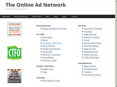 the online ad network