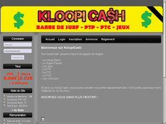 Screenshot kloopicash