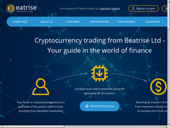 Screenshot beatrise