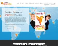 Screenshot trafficnetworkads