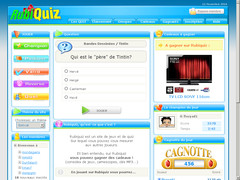 Screenshot rubiquiz