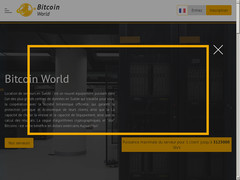 Screenshot bitcoinworld