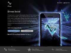 Screenshot divvee social