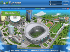 Screenshot goaltycoon