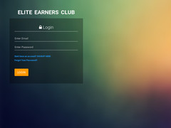 Screenshot elite earners club