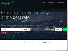 Screenshot changelly