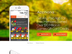 Screenshot appnana