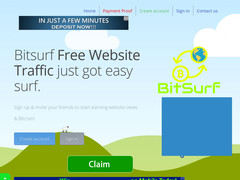 Screenshot bitsurf