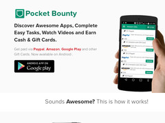 Screenshot pocket bounty