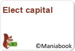 Votez pour elect capital pour gagner de l'argent