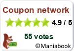 Votez pour coupon network pour gagner de l'argent