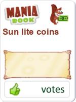 Votez pour sun lite coins pour gagner de l'argent