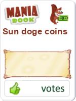 Votez pour sun doge coins pour gagner de l'argent