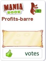 Votez pour profits-barre pour gagner de l'argent