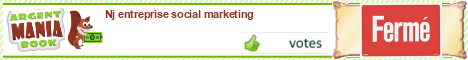 Votez pour nj entreprise social marketing pour gagner de l'argent