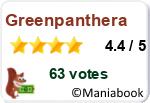 Votez pour greenpanthera pour gagner de l'argent