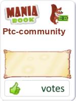 Votez pour ptc-community pour gagner de l'argent