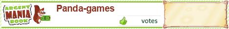 Votez pour panda-games.fr pour gagner de l'argent